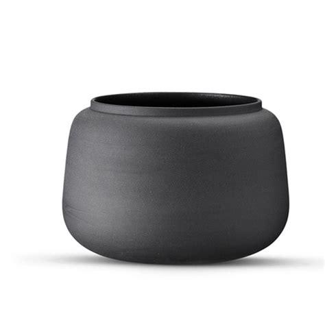 Ditte Ceramic Link - ditte fischer vaser klassisk bred vase