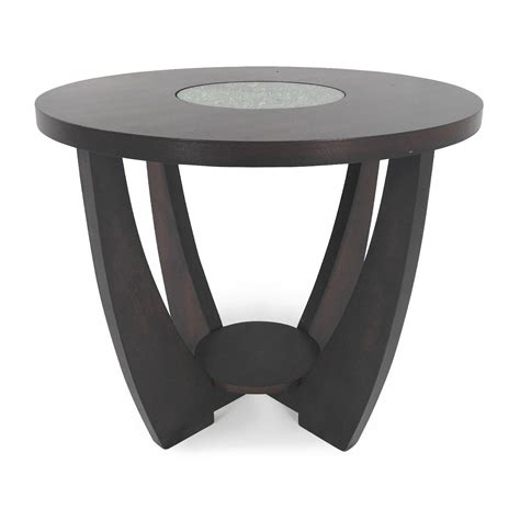 wood and glass end tables 90 unknown brand wood and glass end table tables