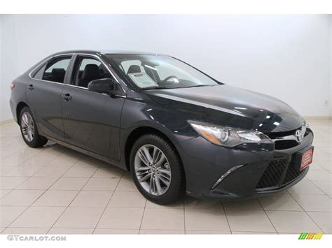 2015 camry colors 2015 cosmic gray mica toyota camry se 110028193