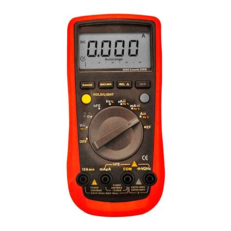 Multimeter Digital Krisbow harga multitester digital krisbow instrument 123