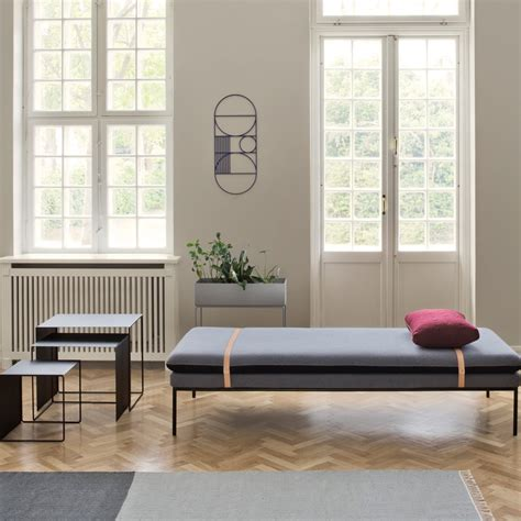 daybed bench turn daybed bench grey ferm living design children