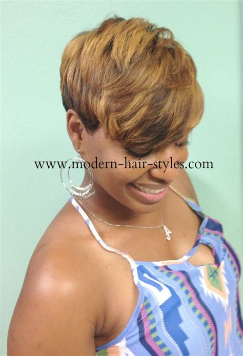 27 piece short hairstyles for black women 27 piece weave short cuts pictures short hairstyle 2013