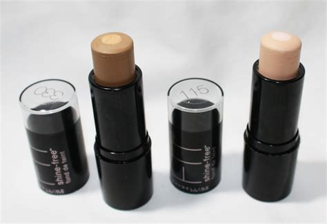 Maybelline Stick Foundation maybelline fit me shine free stick foundation review