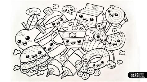 imagenes de comida kawaii para colorear dibujos kawaii para colorear buscar con google gvg