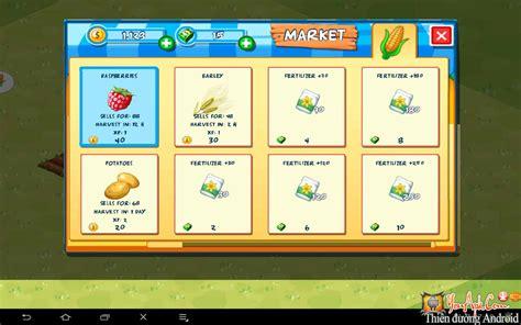 mod game green farm green farm mod game n 244 ng trại vui vẻ offline cho android