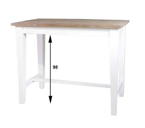 pieds de table haute pieds table haute pas cher
