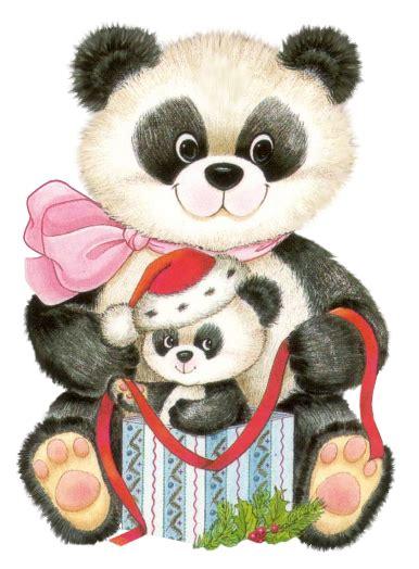 cute christmas panda bear bears 176 pandas pinterest christmas bears and