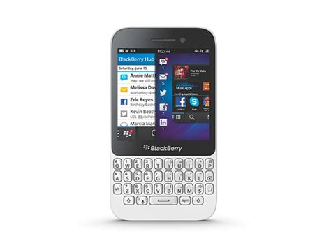 Handphone Blackberry Q5 Os 10 blackberry q5 launched in india for rs 24 990 technology news