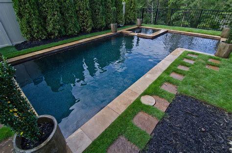 poolside designs pool designs anthony sylvan pools