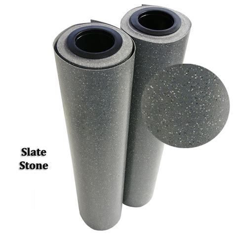 Rubber Flooring Rolls by Rubber Cal Premium Rubber Flooring Rolls Terra Flex