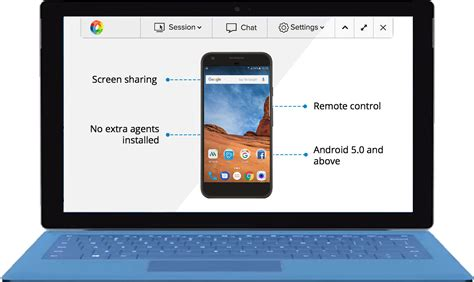 remote android device mobile remote troubleshoot mobile devices manageengine