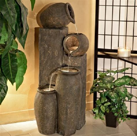 decorative indoor water fountains pool design ideas