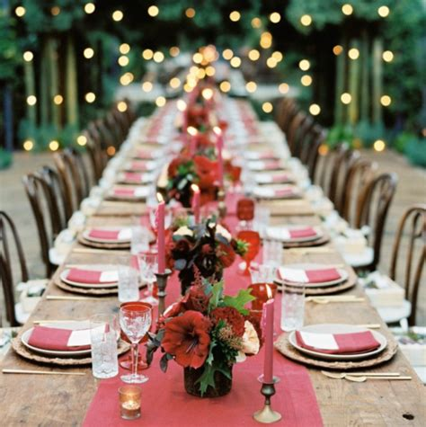 how to set a christmas table cool christmas table settings a style album by louise
