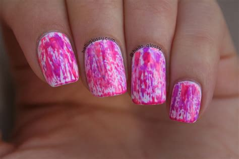 easy nail art collection easy nail art opi neon collection 2014 hello glossy