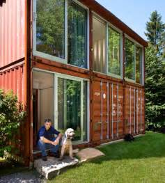 10 modern shipping container homes around the world