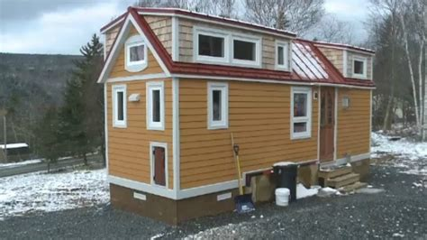 Small Homes For Sale Manitoba N S Is Living Large In Tiny Home Ctv Atlantic News
