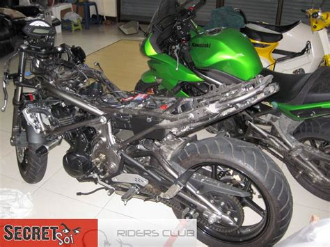 rr track er6n rr track bike project gt rider forums