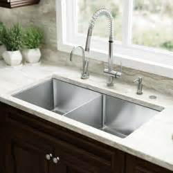Two Sinks In Kitchen Kitchen Sinks Accessories Designer S Plumbing