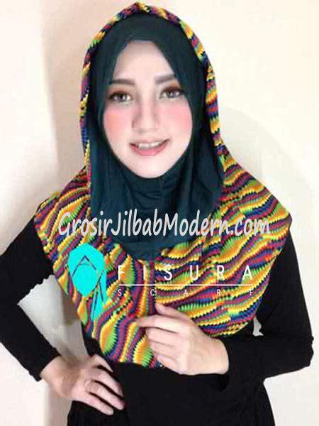 jilbab syria najwa no 1 hijau grosir jilbab modern