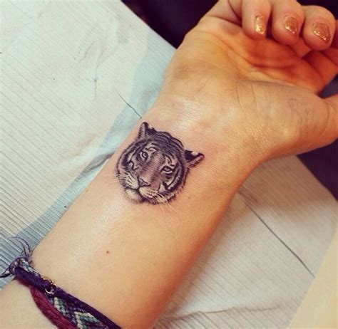 tiger tattoo for girl 40 small ideas for tattoos