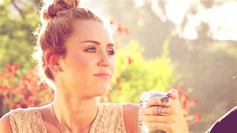 Miley Cyrus Backyard Sessions by Beautiful