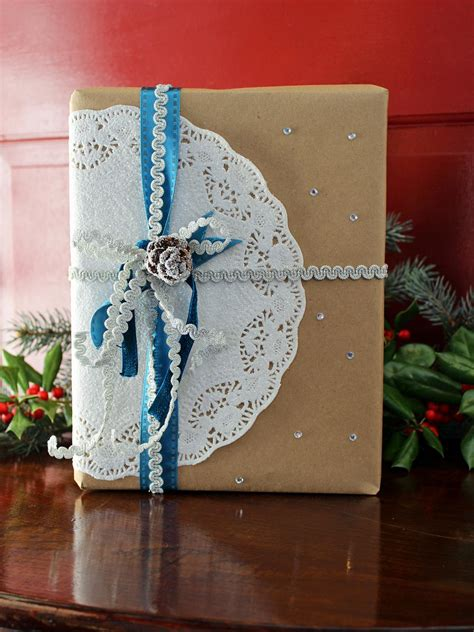 Hgtv Handmade - 40 gift wrap ideas easy crafts and