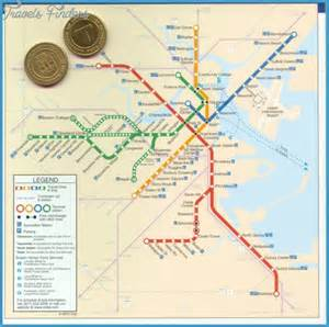 Boston T Map Overlay by Boston Subway Map Overlay Related Keywords Amp Suggestions