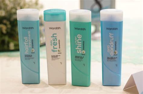 Wardah Hairfall Treatment Shoo review wardah sho anti dandruff daily