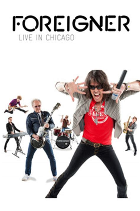 foreigner urgent film foreigner live in chicago 2011 film cast letterboxd