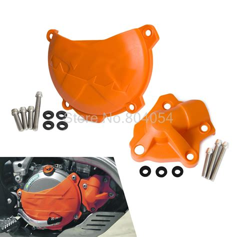 Ktm 350 Clutch Cover Clutch Cover Protection Cover Water Cover Protector