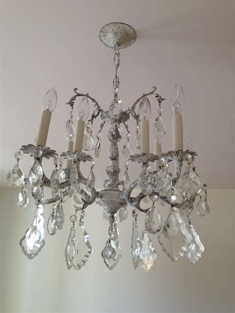 187 Diy Cheap Cheerful Chandelier Makeover Make Chandelier