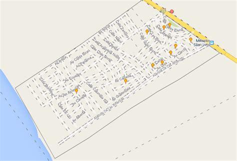 mirador san jose ecuador map maps enhancement of mirador san jose mirador san