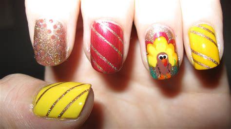 Thanksgiving Nail Art | fanning the fumes a nail art blog happy thanksgiving