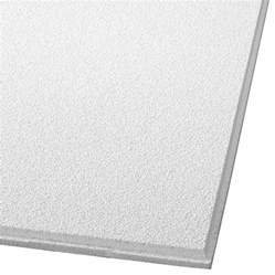 armstrong acoustical ceiling tiles shop armstrong ceilings common 24 in x 24 in actual 23