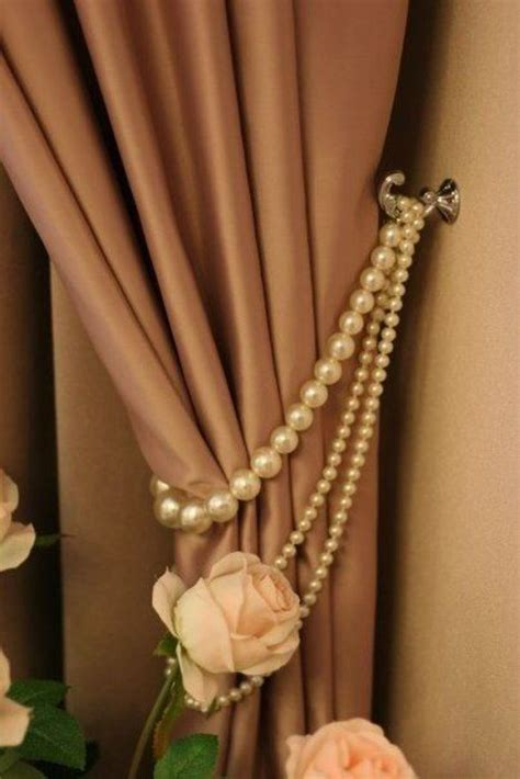 how to sew curtain tie backs 25 best ideas about curtain tie backs on pinterest diy