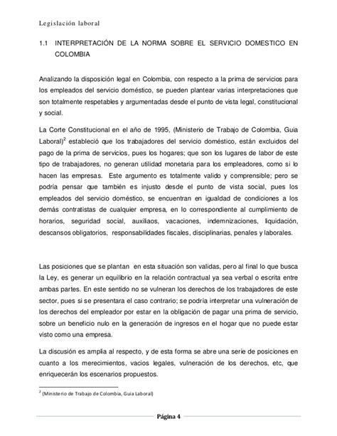 como liquidar el salario de una empleada del servicio domestico minimo legal vigente colombia 2016 aumentos servicio domestico en colombia servicio dom 233