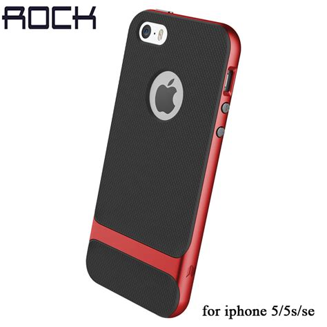 Remax Series Tpu For Iphone 5 5s Se Gray 21axbp rock royce series phone for iphone 5 5s se luxury slim armor cover shell back cover pc