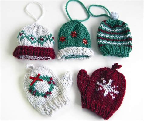 mini knitting pattern 17 best images about mini mittens hats on