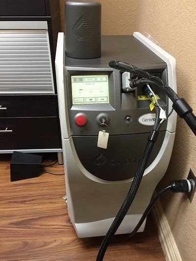 candela laser machine candela gentleyag laser hair removal machine multino