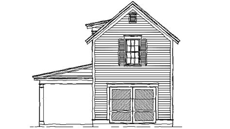 Southern Living Garage Plans Garage Plans House Plans Southern Living House Plans