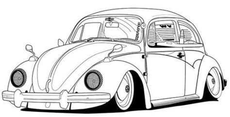 vw car coloring page volkswagen new beetle coloring page classic vw beetle car