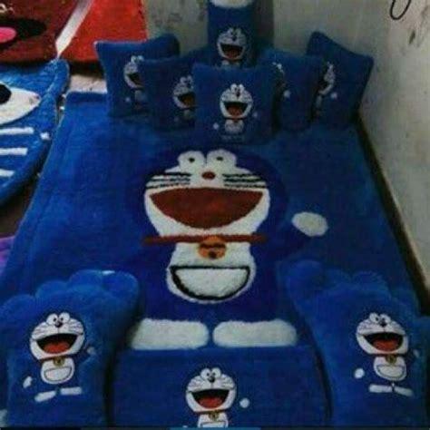 Karpet Karakter Lipat kasur karpet standar karakter doraemon grosir kasur