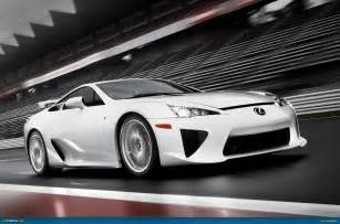 ausmotive 187 lexus calls time on lfa supercar