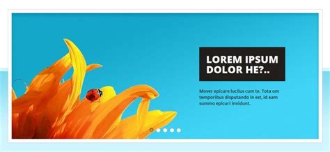 banner design jquery 40 best jquery content and image slider scripts plugins