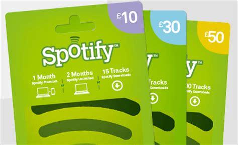 Spotify E Gift Card - spotify premium