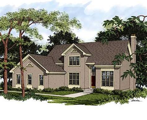 stucco home plans european stucco design 20001ga 1st floor master suite