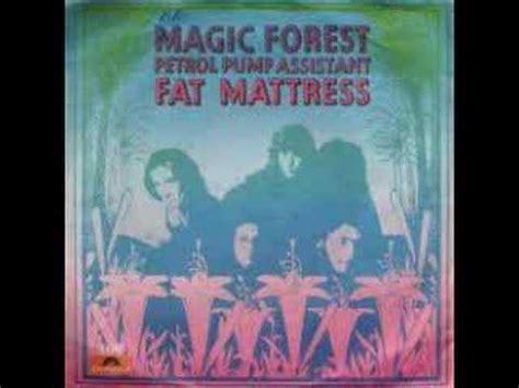 Mattress Magic Forest by Mattress Magic Forest Lyrics