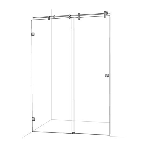 two panel sliding shower bath screen buy sliding shower door screens in australia