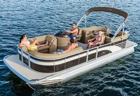 bennington boats brochure g series pontoon boats by bennington