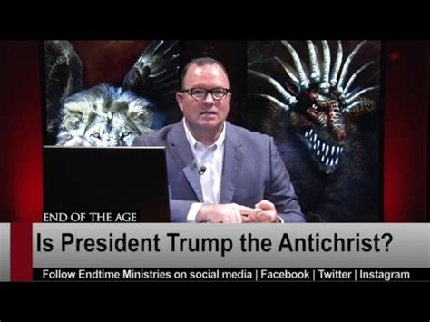 End Of The Age is president the antichrist irvin baxter end of